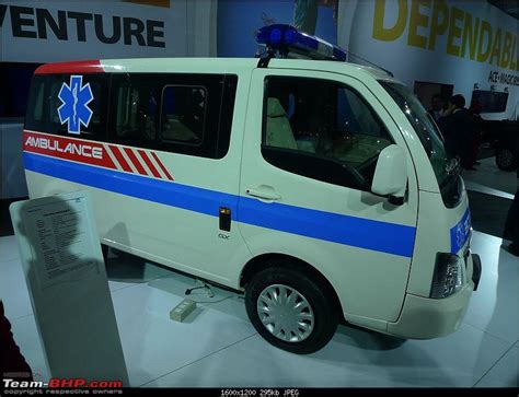 Ambulance Tata Motor Ace made in india vehicles page 79