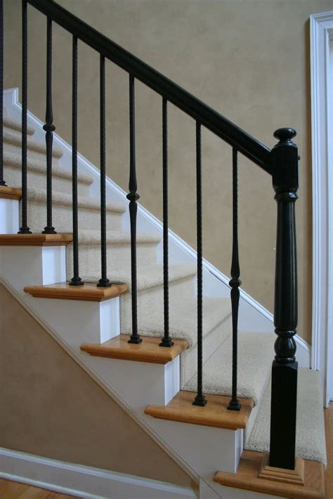 How To Paint A Banister Black by 17 Best Ideas About Black Staircase On Black