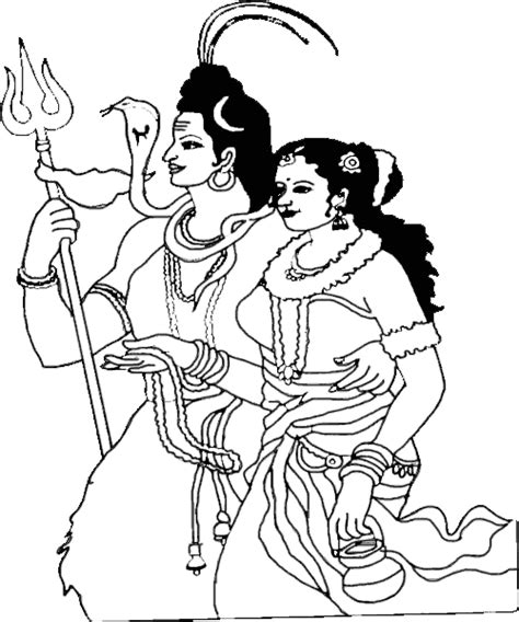 lord shiva colouring pages www pixshark com images