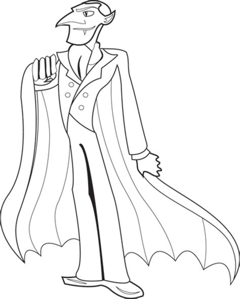 halloween coloring pages dracula halloween coloring page dracula parents scholastic com