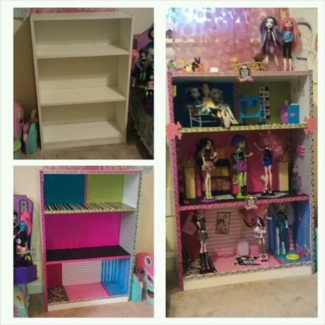 how to make a monster high doll house large decorative wood wall panels garage door opener remote how to make a monster