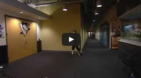 locked out of room gotta see it crosby locked out of dressing room