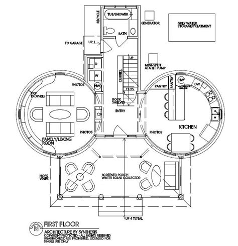 silo house plans grain bin house floor plans