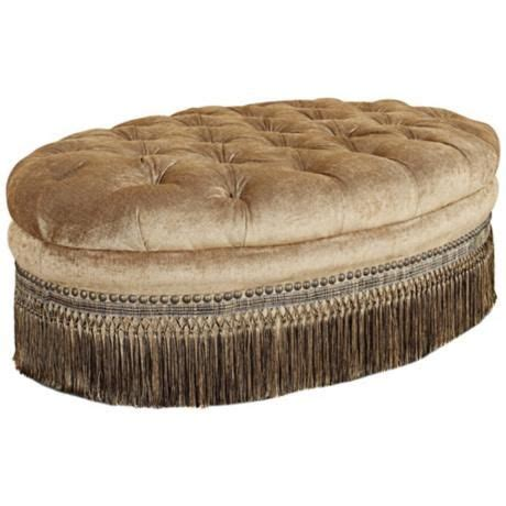 rachlin sofa for sale whitney barlow bronze tufted ottoman interior design