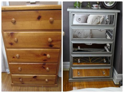 Diy Mirrored Dresser Drawers best 25 diy chest of drawers ideas on chest of drawers inspiration chest of