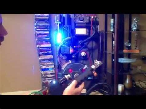 Bobs Prop Shop Proton Pack Bob S Prop Shop Ghostbusters Proton Pack With Sound