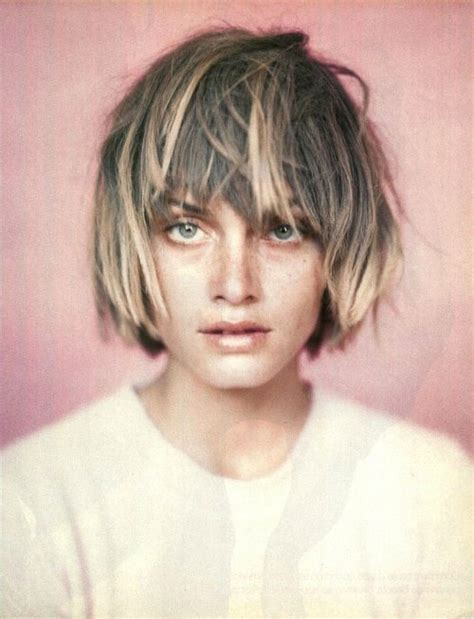 Can You Have Short Bangs With Ombre Hair | 25 short hair color trends 2012 2013 short hairstyles