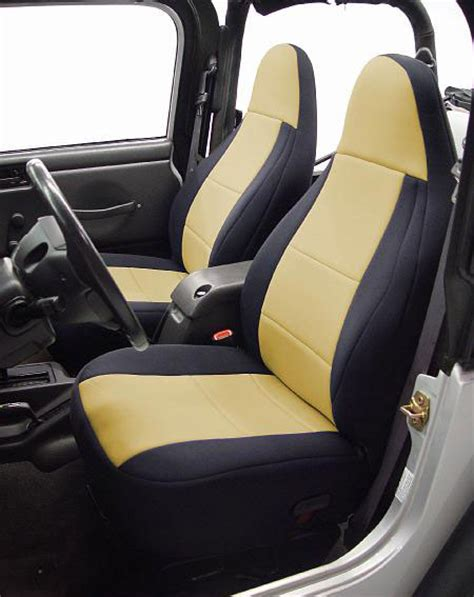 2013 jeep wrangler seat covers all things jeep coverking neoprene front seat covers for