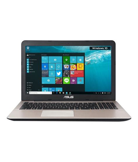 Asus Laptop Intel 5th Generation asus a555la xx2384t notebook 90nb0651 m37570 5th intel i3 4gb ram 1tb hdd 39 62