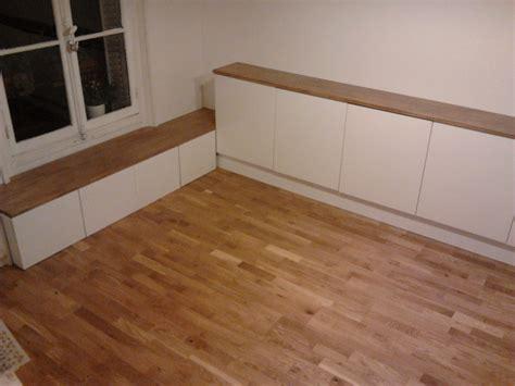 indogate salon moderne gris et bois