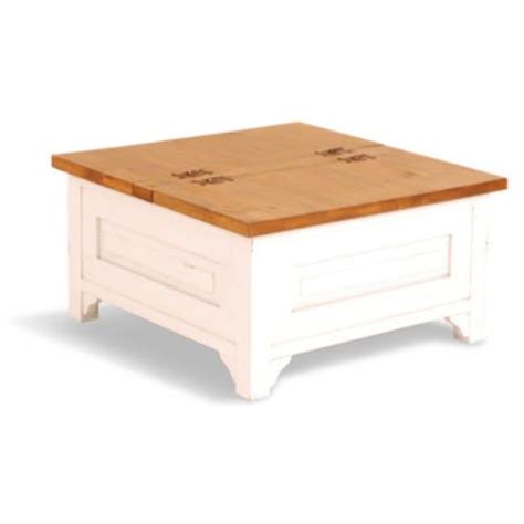 burnt orange coffee table painted square trunk coffee table burnt orange