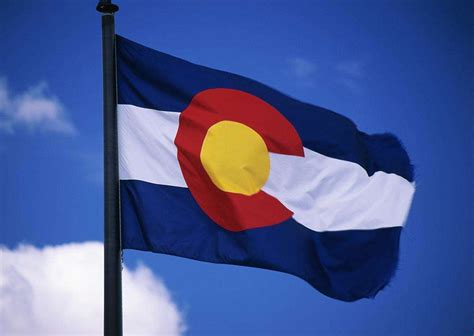 colorado flag colors colorado state flags polyester 2 x 3 to 5 x 8