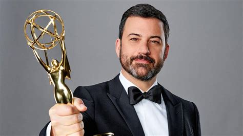 How Much Did Jimmy Kimmel Get Paid for Hosting the Emmys