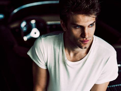 What Are Gender Neutral Bathrooms - keegan allen actor shutterbug mystery man out magazine