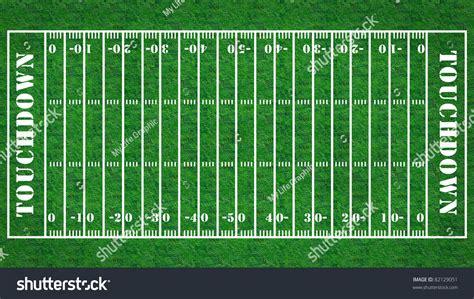 football field templates american football field grass texture background stock