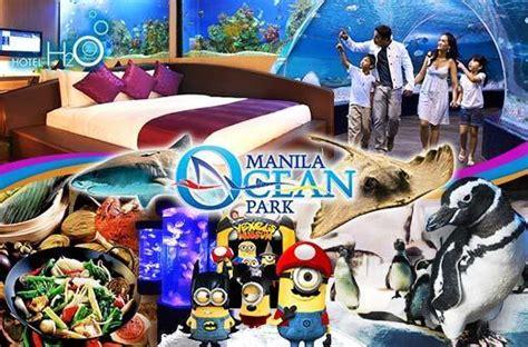 hotel hos accommodations  manila ocean park