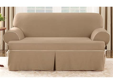 Stretch Slipcovers For Sectional Sofas Cleanupflorida Com Sectional Slipcover Sofa