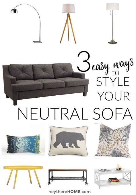 neutral sofa colors best 25 neutral sofa ideas on pinterest neutral living
