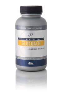 4life Detox Ingredients by 4life Transfer Factor 174 Glucoach 174