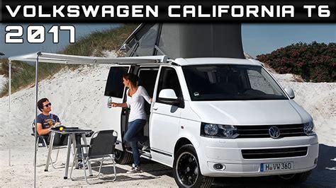volkswagen california price 2017 volkswagen t6 california cer autos post