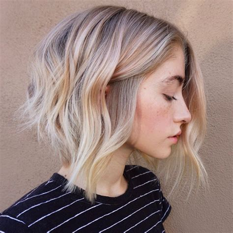 how to blend lines hair soft blonde blend behindthechair com