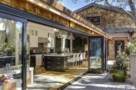 Barn Doors For Homes Interior cocinas modernas para el aire libre 50 ideas exquisitas
