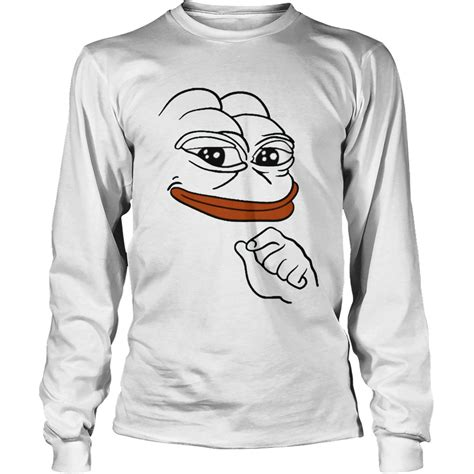 Sweater Pepe Original Swo Pepe 3 smug pepe the frog meme t shirt my shirt