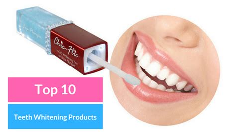 best tooth whitening product top 10 best teeth whitening products with price