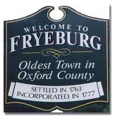 Fryeburg Town Office by Mount Washington Valley Chamber Of Commerce Town Of