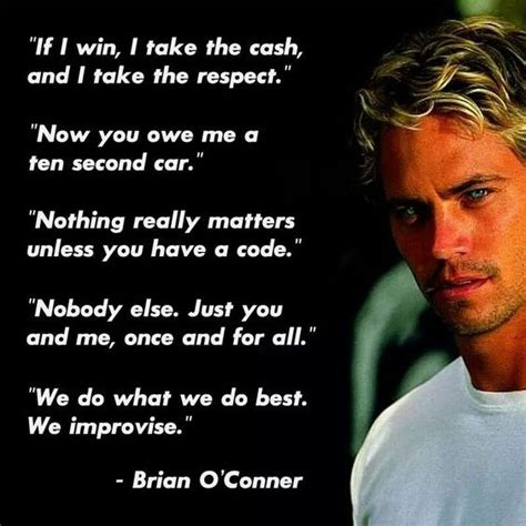 fast and furious 8 zitate paul walkers fast and furious quotes random happiness