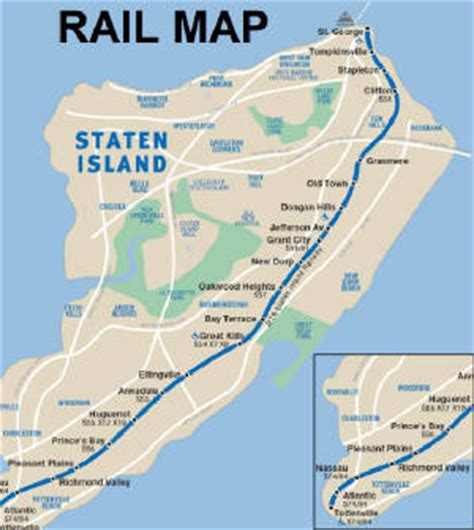 staten island map pinpoint nyc subway map