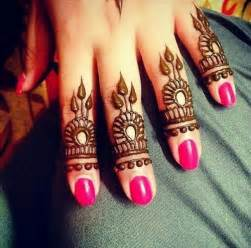 Best Stick On Nails beautiful mehndi designs for fingers 47 photos funmag org