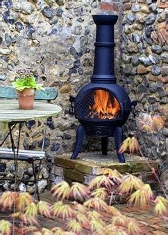 chiminea on deck 25 best ideas about chiminea pit on used