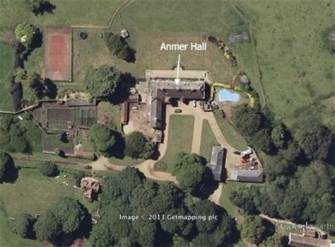 william and kate residence anmer hall prince william and kate and england uk on
