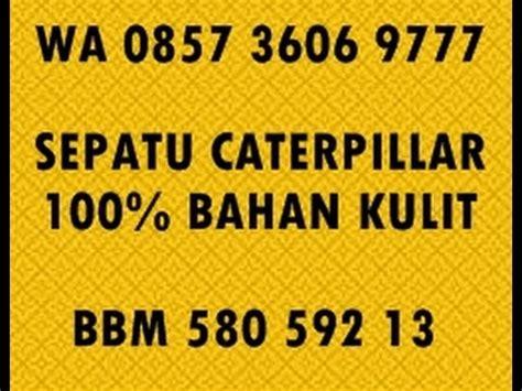 Caterpillar Kw Indonesia 0857 3606 9777 jual sepatu caterpillar murah sepatu