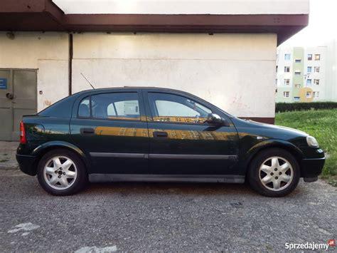 Opel Astra 2000 by Opel Astra Ii 2000 R Gaz Gliwice Sprzedajemy Pl