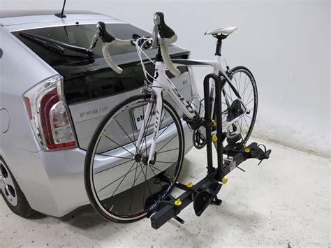 Best Bike Rack For Prius by 2014 Toyota Prius Saris Freedom 2 Bike Platform Rack 1 1
