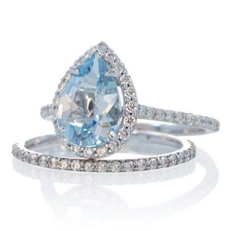 best 20 aquamarine engagement rings ideas on