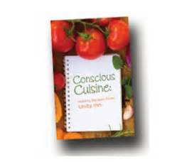 Conscious Cuisine: Healthy Recipes From Unity Inn   Free Booklet   Free Stuff & Freebies