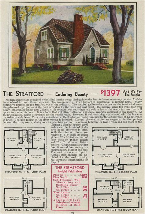 tiny house plan clipped gabled cottage aladdin kit 78 best images about 1920s house on pinterest house
