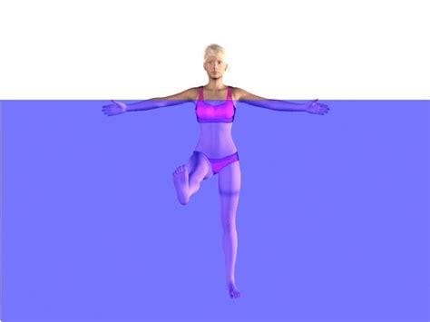 free aqua exercises pilates exercises in the pool