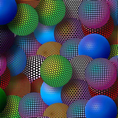 imagenes 3d javascript descargar 3d neon balls fpt x403 hd fondos de pantalla