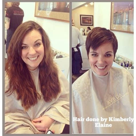 long hair to pixie cut before and after before and after long hair to pixie cut yelp