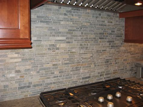 stone kitchen backsplash ideas project showcase