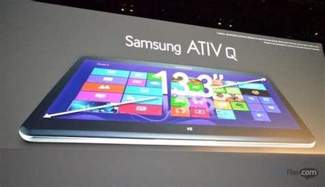 Tablet Windows Dan Android samsung ativ q tablet hibryd os windows 8 dan android