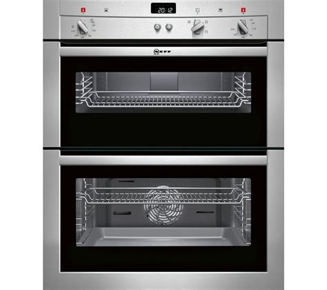 under microwave ovens buy neff u17s32n3gb electric built under double oven