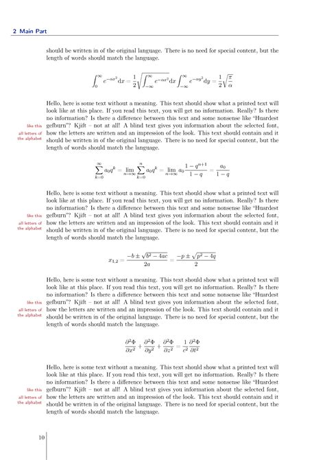 latex thesis template manuel kuehner tex talk