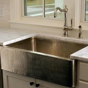 apron sink with backsplash kitchens grant beige design ideas