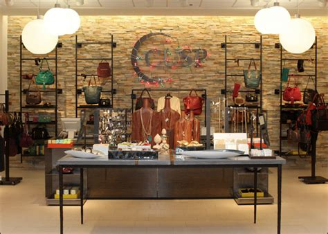Shopping A New Store On The Cusp Of Opening Second City Style Fashion by Cusp Contemporary Concept Debuts In Neiman Houston