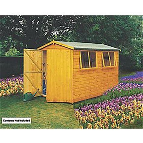 Qiq Fix Sheds by Sharty Qiq Fix Garden Shed 2 3m X 2 3m